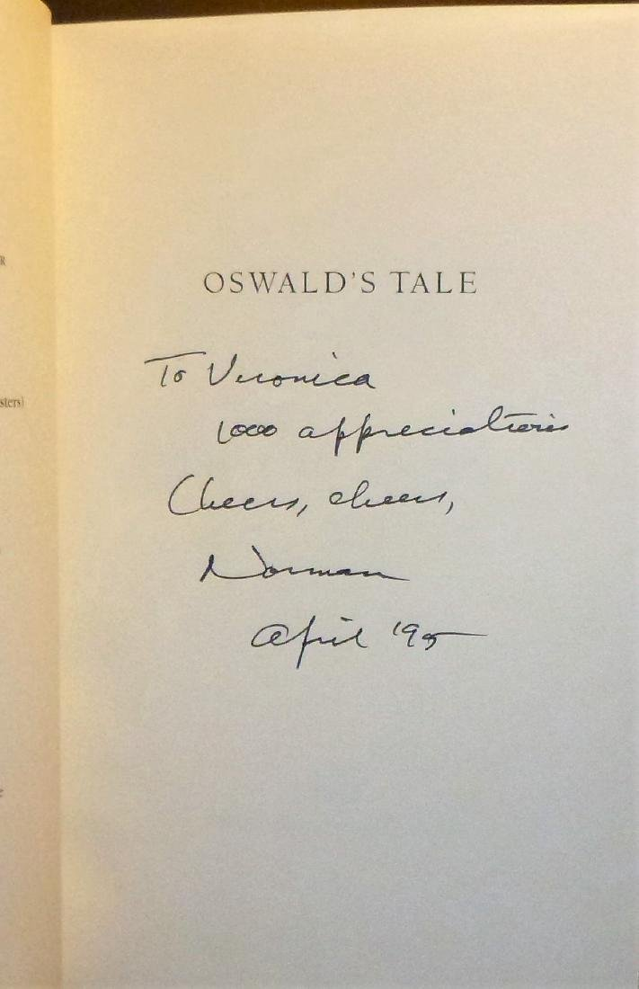 Oswald's Tale- Inscribed 1st edition - 2