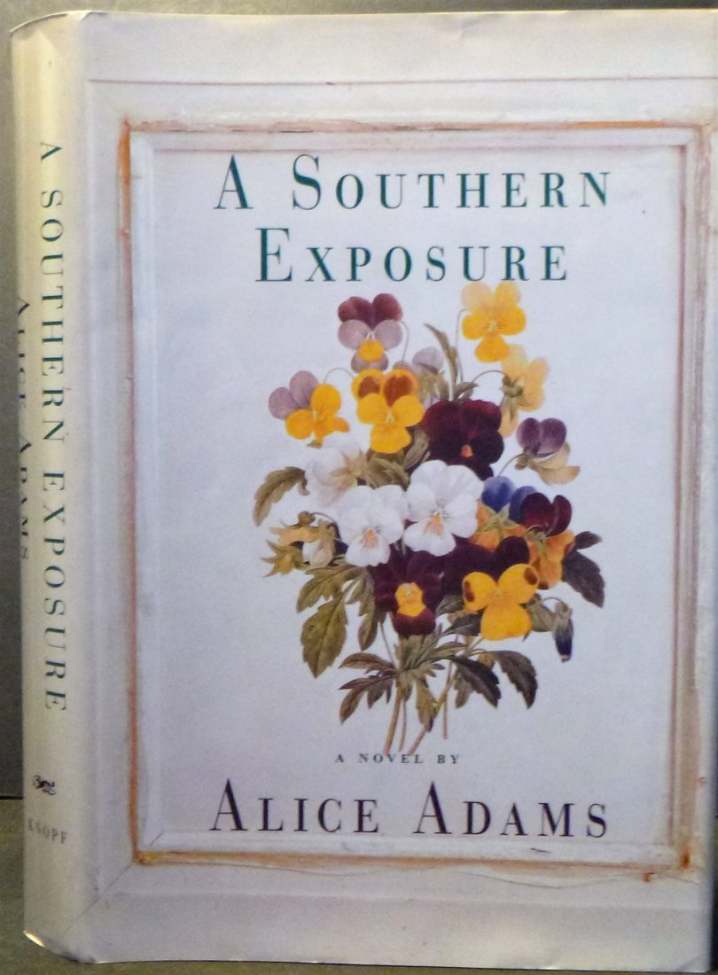 A Southern Exposure- Signed 1st Edition - 2