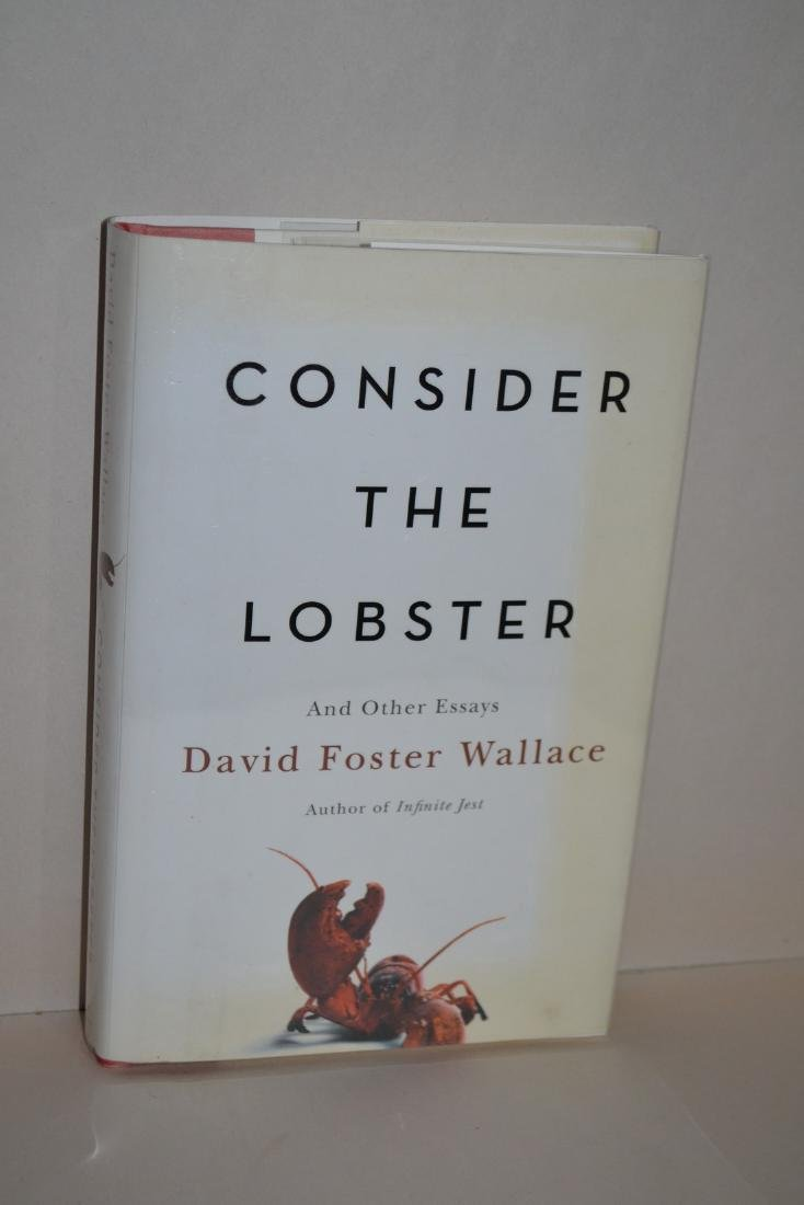 Consider the Lobster Wallace, David Foster