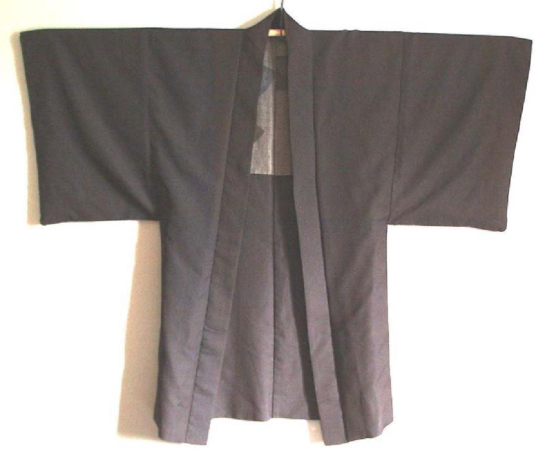 Vintage  Japanese Kimono Haori Fan Designs, 1930s - 4