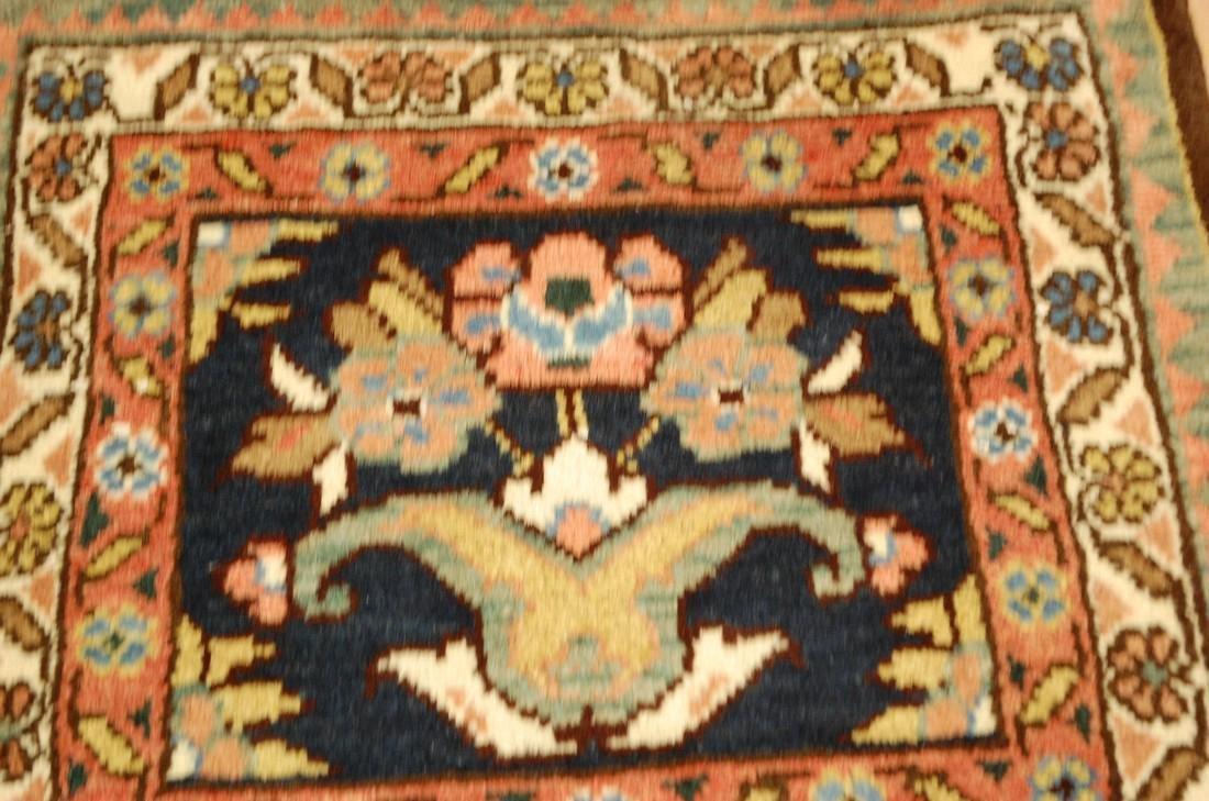 Etailed Design Persian Malayer Rug 1.7x1.9 - 4