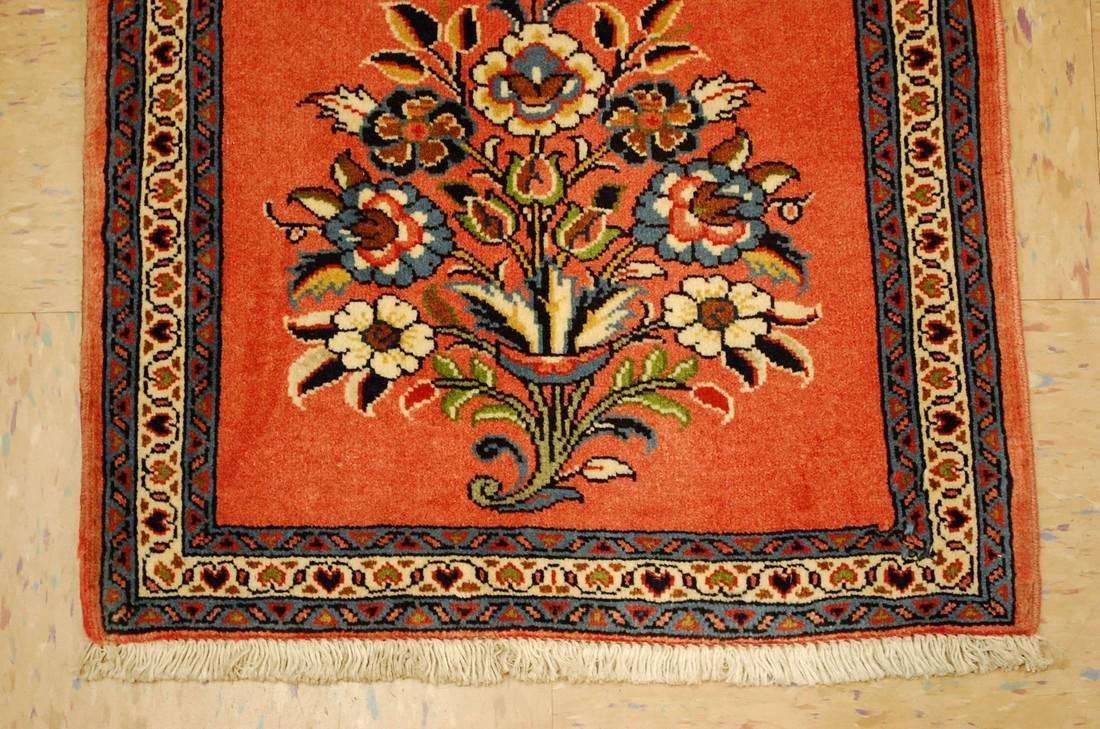 Etailed Design Persian Sarouk Rug 1.8x1.8 - 2