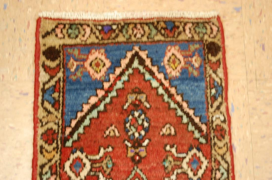 Etailed Design Persian Mishan Malayer Rug 1.4x3 - 3