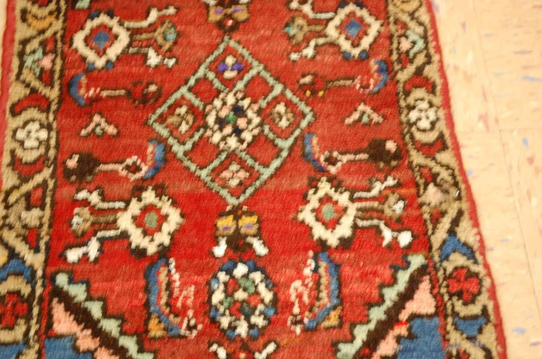 Etailed Design Persian Mishan Malayer Rug 1.4x3 - 4