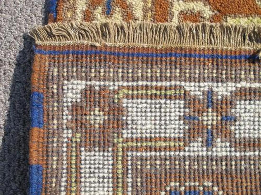 Simply Stunning Hand Woven Kazak Design Rug 2.1x4 - 5