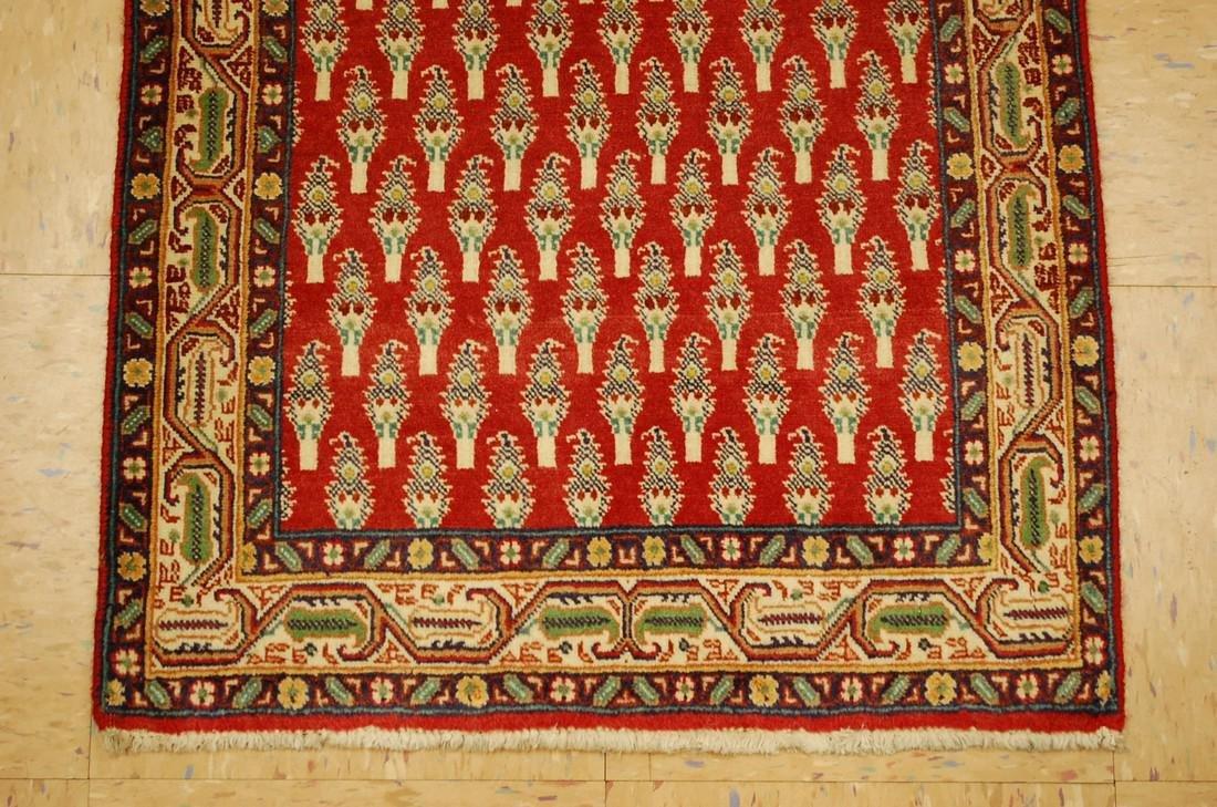 Etailed Design Persian Sarouk Rug 2x2.10 - 2