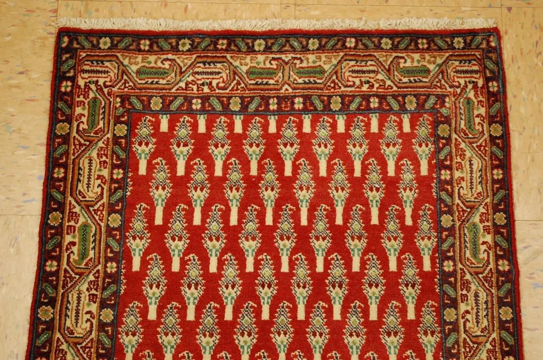 Etailed Design Persian Sarouk Rug 2x2.10 - 3