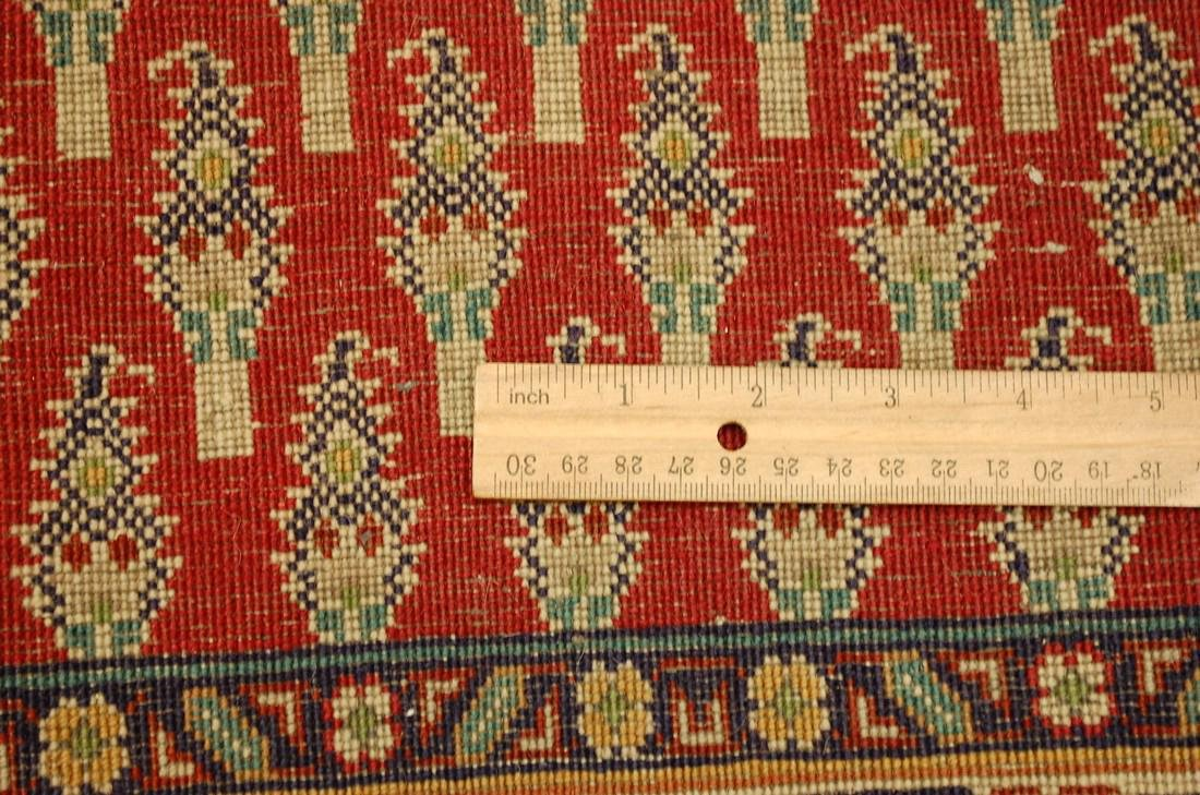 Etailed Design Persian Sarouk Rug 2x2.10 - 6