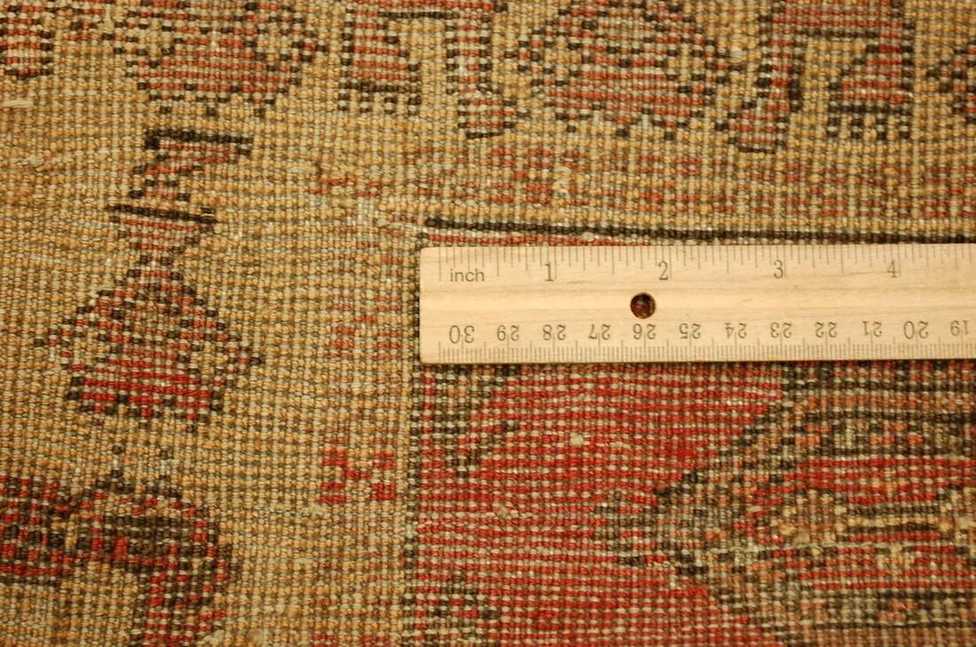 Bird Subject Design Persian Balouch Rug of 3.1x5.5 - 8