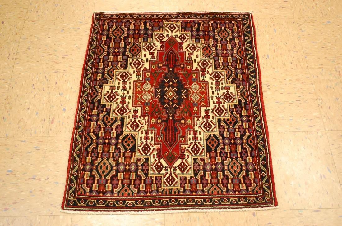 Persian Bijar Rug 2.5x3.2