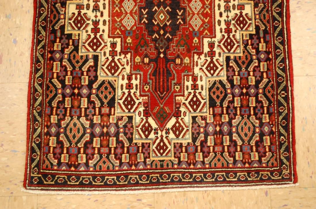 Persian Bijar Rug 2.5x3.2 - 2