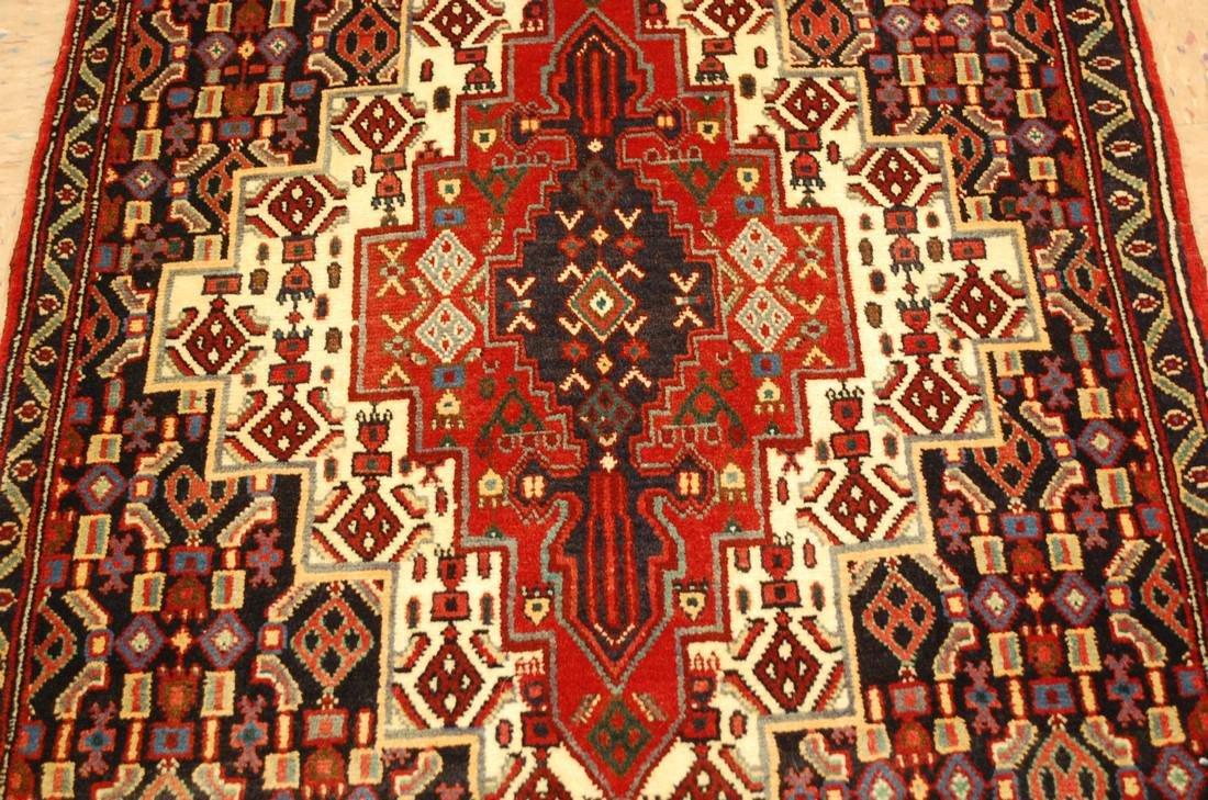 Persian Bijar Rug 2.5x3.2 - 4