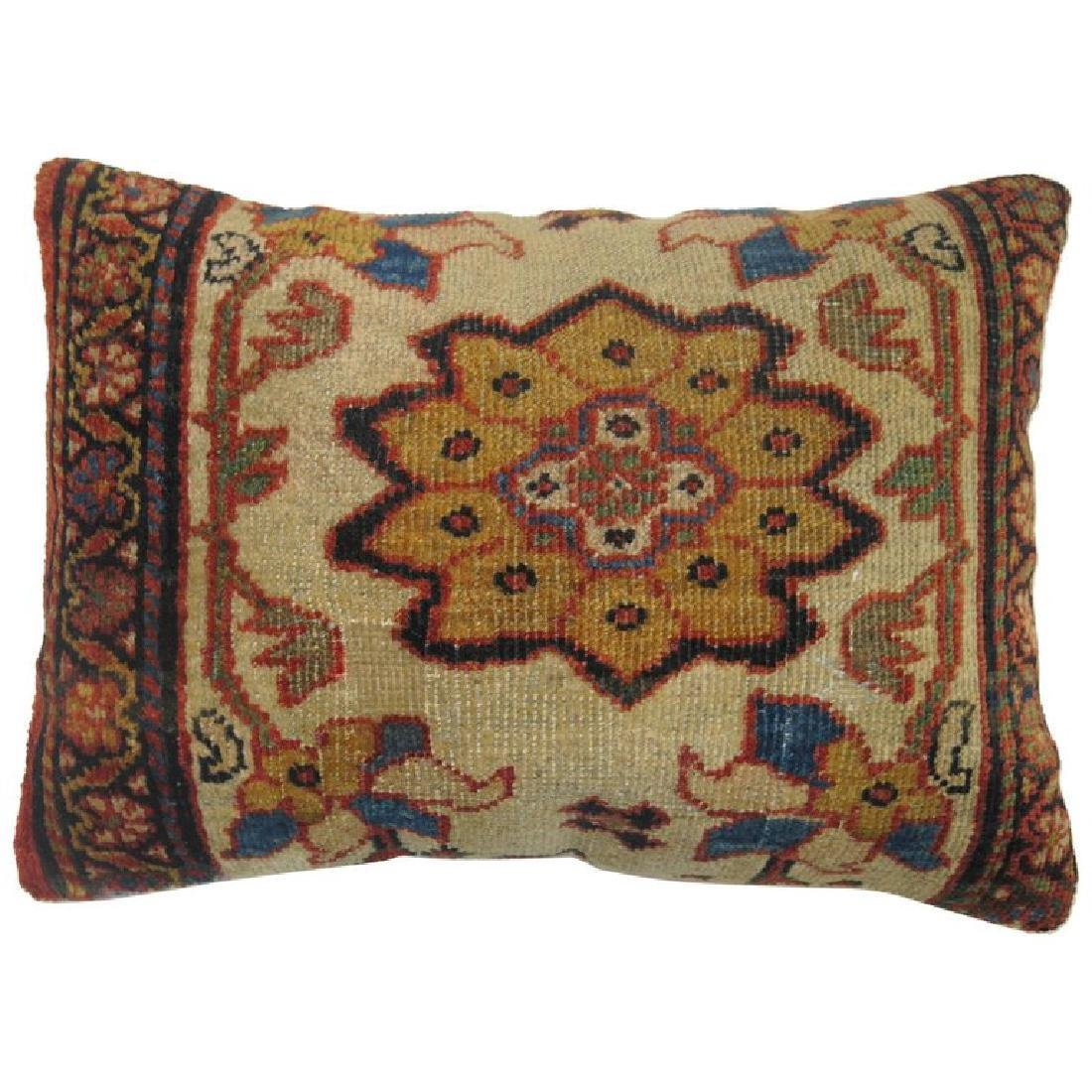 Persian Sultanabad Rug Pillow 1.2x1.8