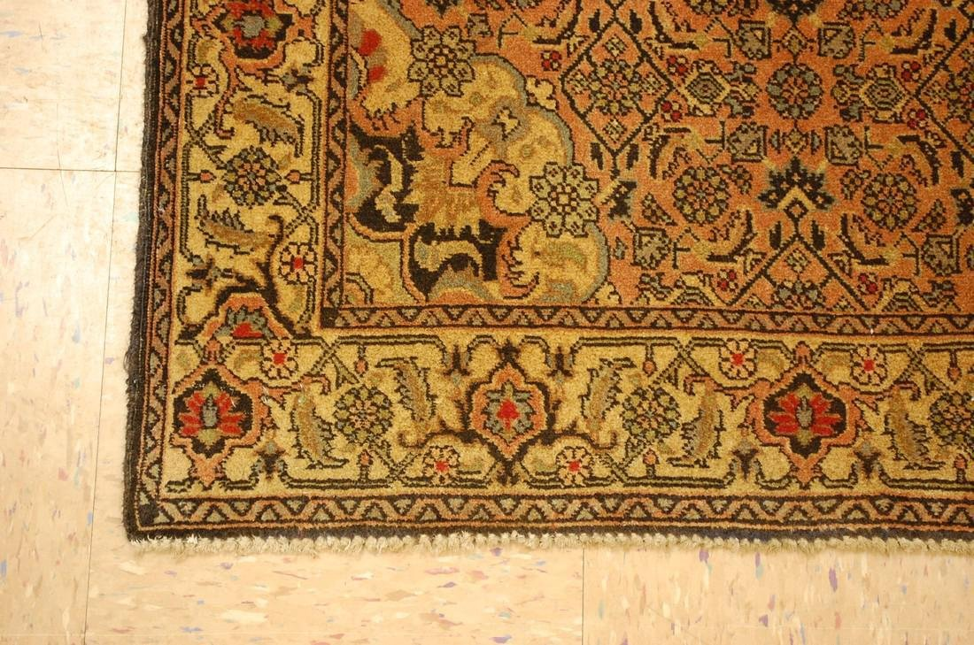 Persian Bijar Rug 2.10x4.8 - 3