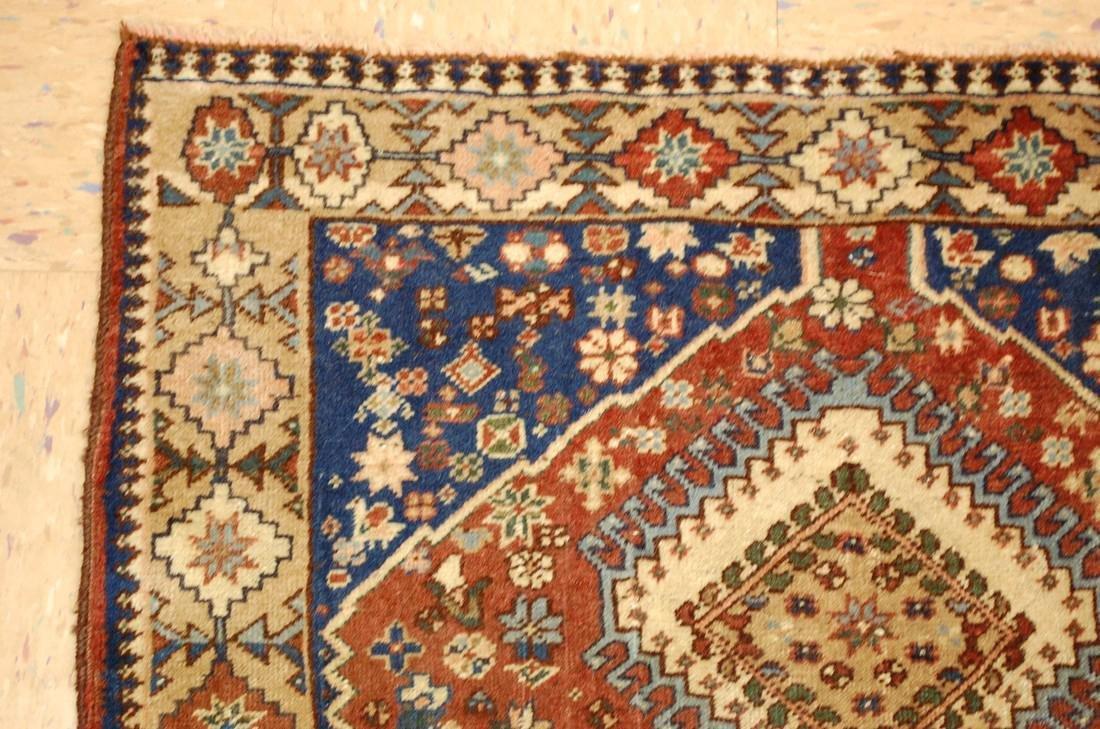 Persian Shiraz Qashkai Village Rug 2.9x6.5 - 4