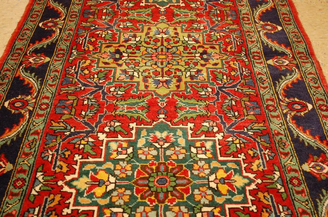 Detailed Persian Tabriz Rug 3.8x8.6 - 6