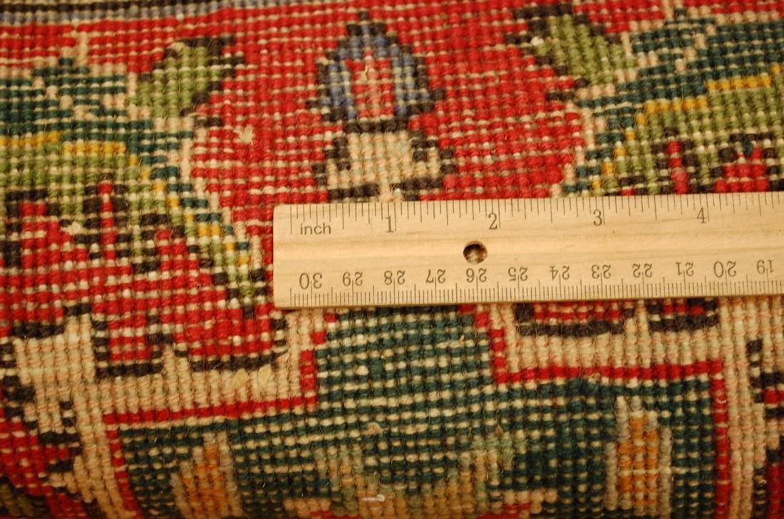Detailed Persian Tabriz Rug 3.8x8.6 - 7