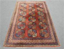 Handmade Turkish Bakhtiari Four Seasons Rug 10x6.7