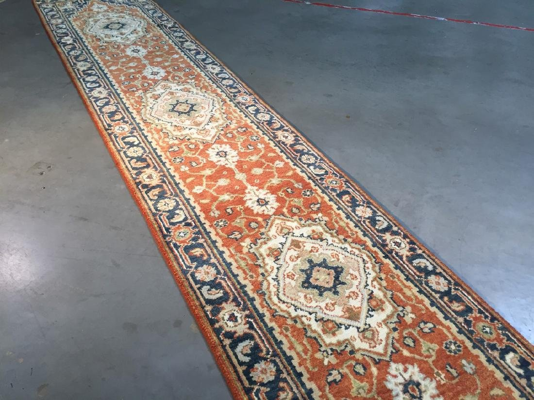 Classic Serapi Design Long Runner Rug 2.6x23 - 6