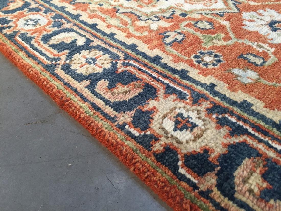 Classic Serapi Design Long Runner Rug 2.6x23 - 7