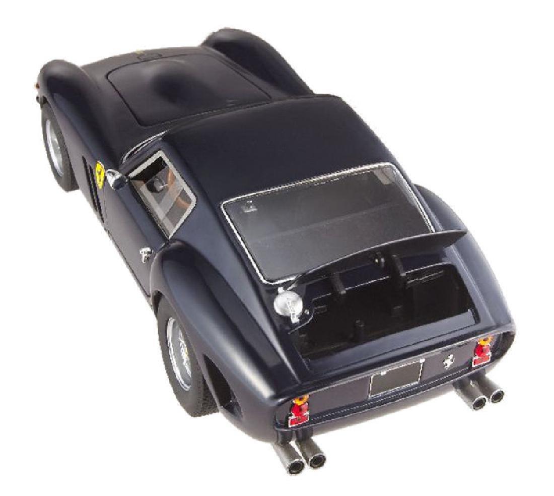 Hot Wheels Elite Scale 1:18 Ferrari 250 GTO Blue - 3