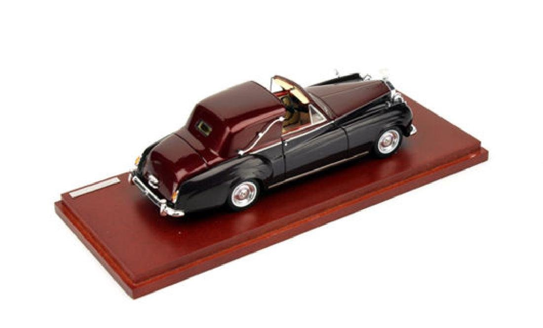 TSM Model Scale 1:43 Rolls-Royce Silver Cloud I James - 12