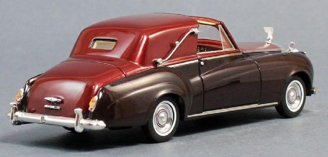 TSM Model Scale 1:43 Rolls-Royce Silver Cloud I James - 13