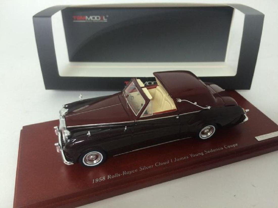 TSM Model Scale 1:43 Rolls-Royce Silver Cloud I James - 15