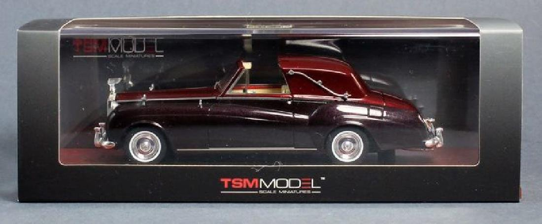 TSM Model Scale 1:43 Rolls-Royce Silver Cloud I James - 17