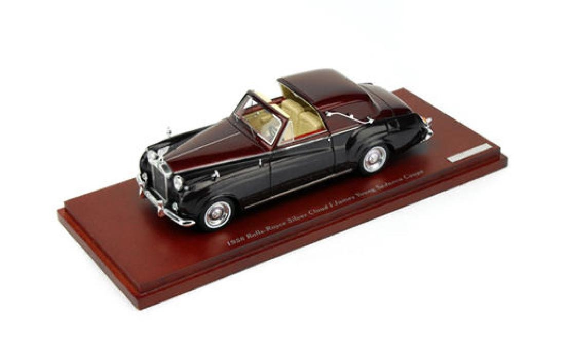 TSM Model Scale 1:43 Rolls-Royce Silver Cloud I James