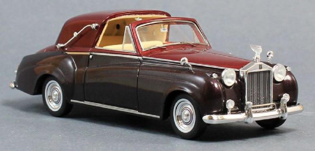 TSM Model Scale 1:43 Rolls-Royce Silver Cloud I James - 2