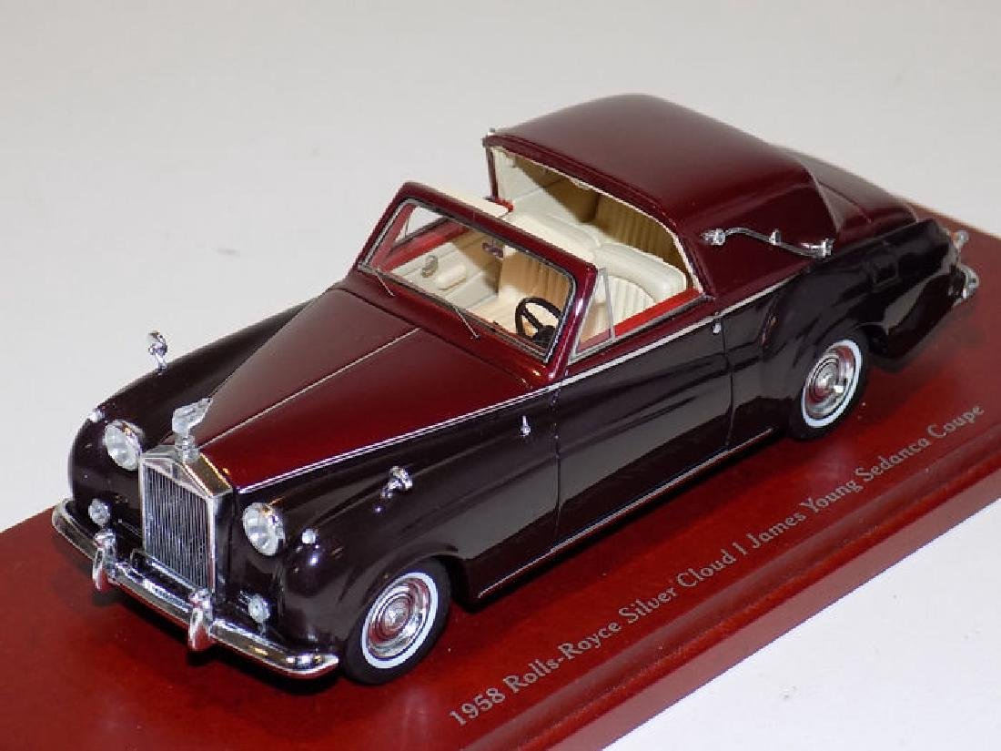 TSM Model Scale 1:43 Rolls-Royce Silver Cloud I James - 5