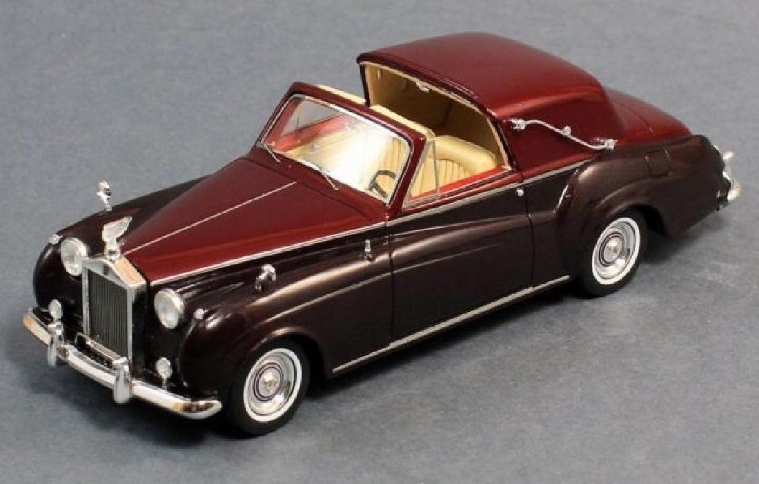 TSM Model Scale 1:43 Rolls-Royce Silver Cloud I James - 6