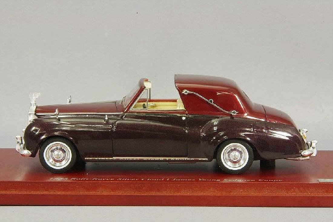 TSM Model Scale 1:43 Rolls-Royce Silver Cloud I James - 7