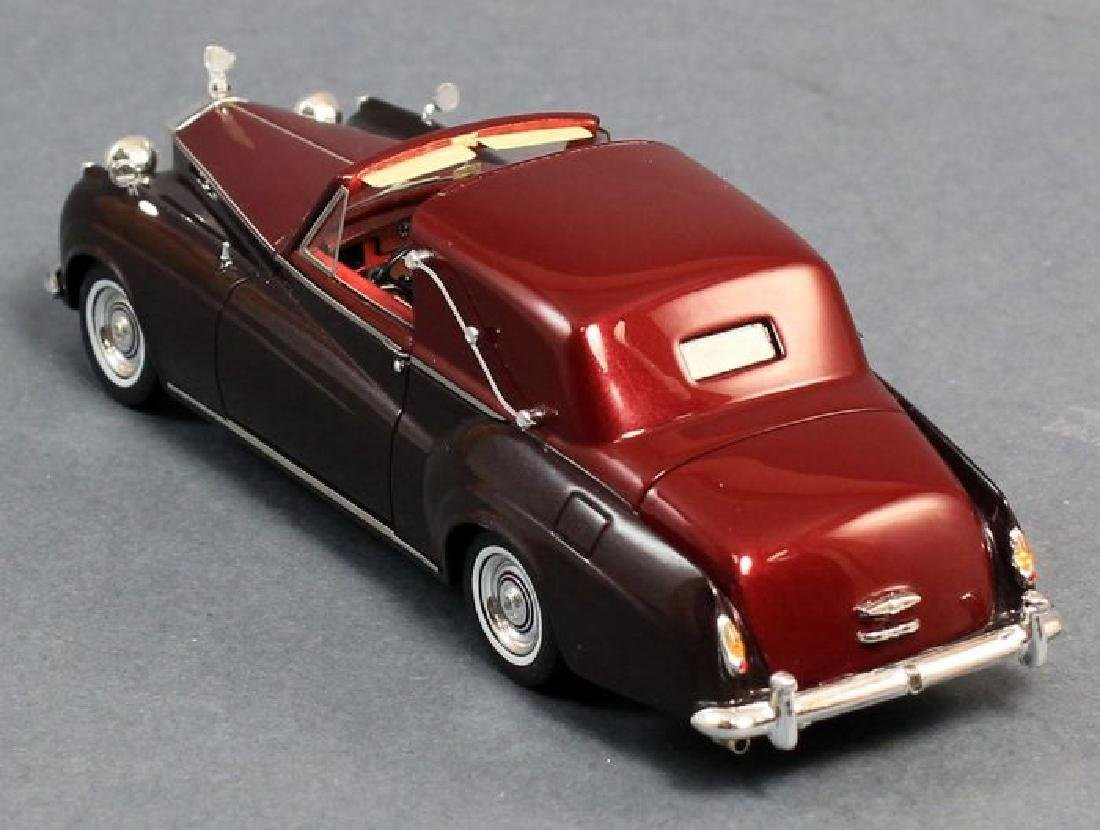 TSM Model Scale 1:43 Rolls-Royce Silver Cloud I James - 9