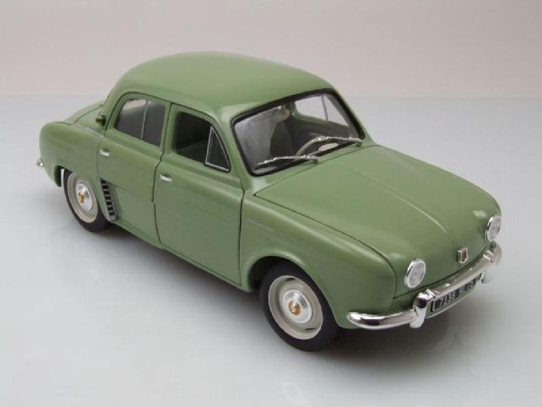 Norev Scale 1:18 Renault Dauphine 1958 - 10