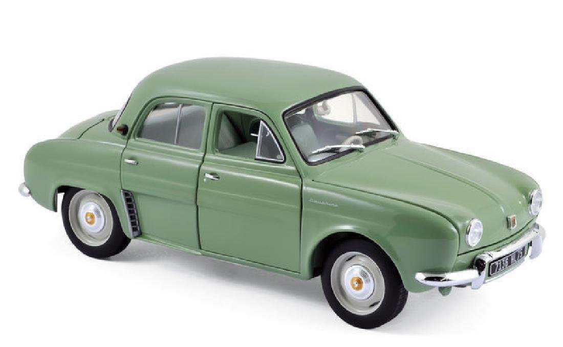 Norev Scale 1:18 Renault Dauphine 1958 - 12