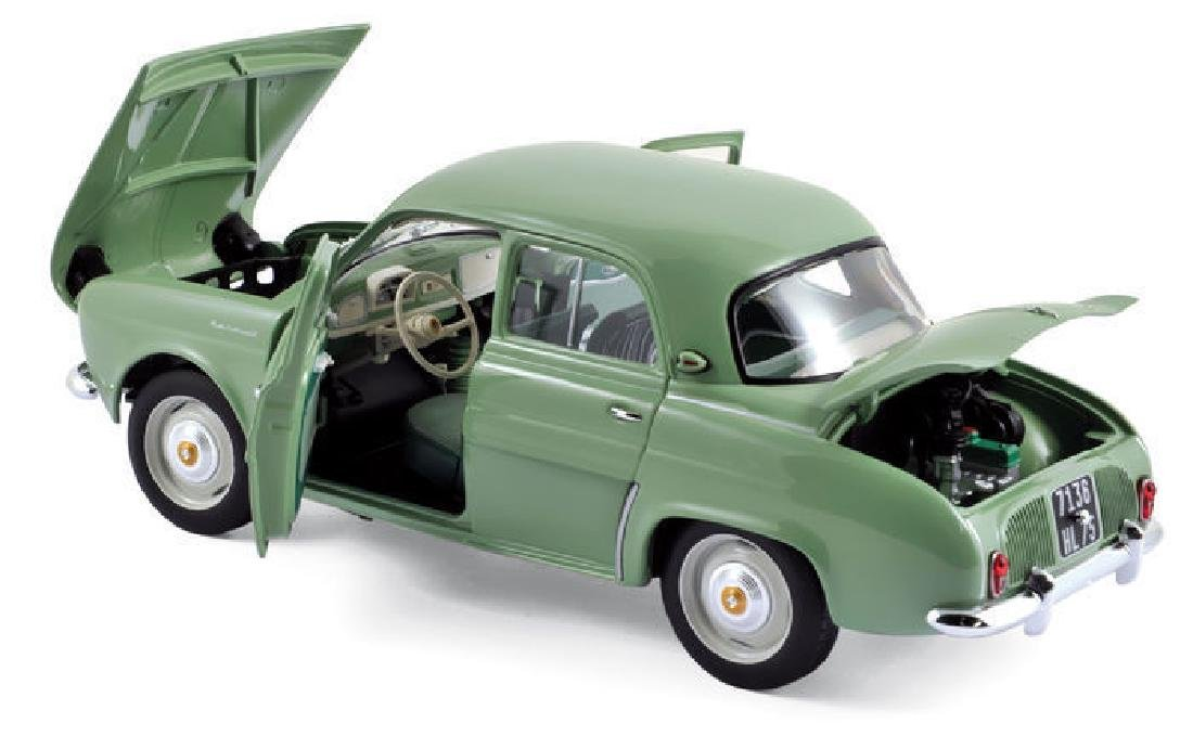 Norev Scale 1:18 Renault Dauphine 1958 - 13