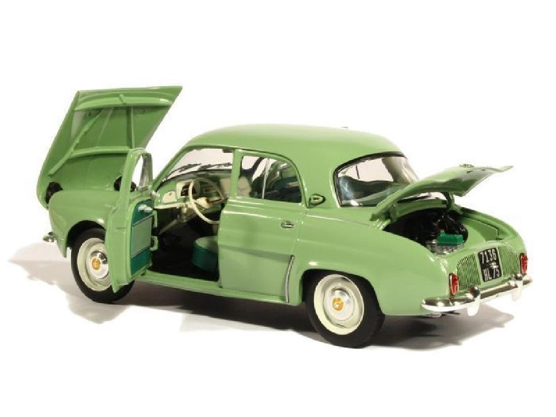 Norev Scale 1:18 Renault Dauphine 1958 - 14