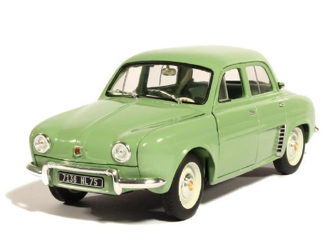 Norev Scale 1:18 Renault Dauphine 1958