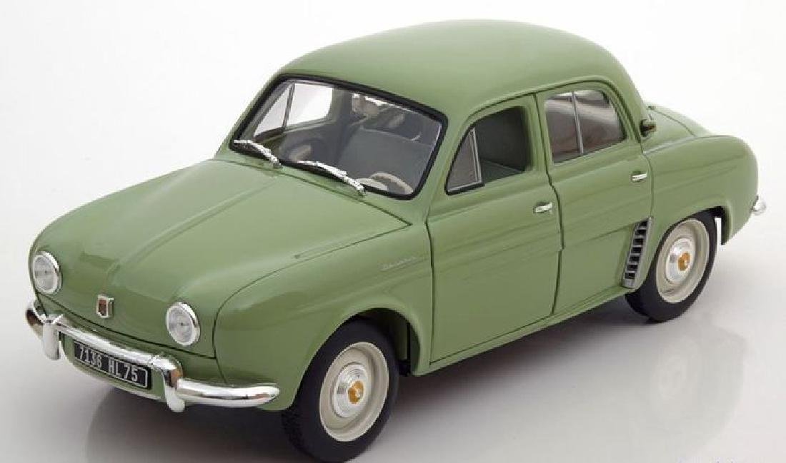 Norev Scale 1:18 Renault Dauphine 1958 - 4