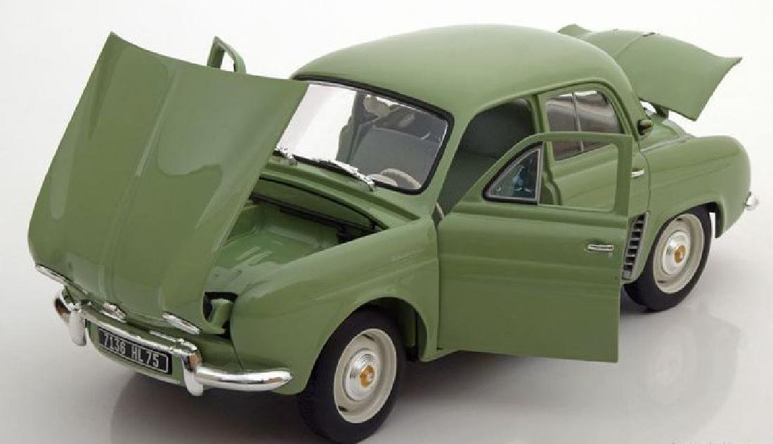 Norev Scale 1:18 Renault Dauphine 1958 - 5