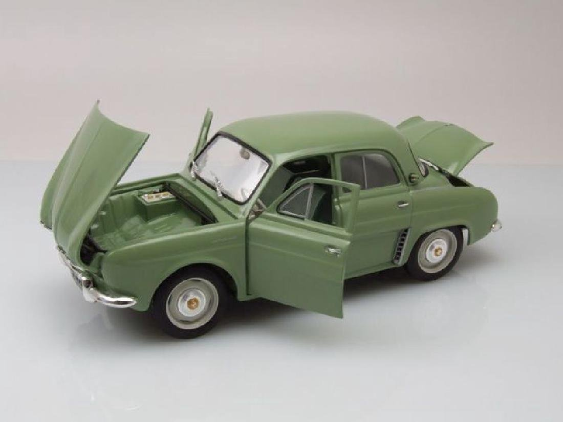 Norev Scale 1:18 Renault Dauphine 1958 - 6
