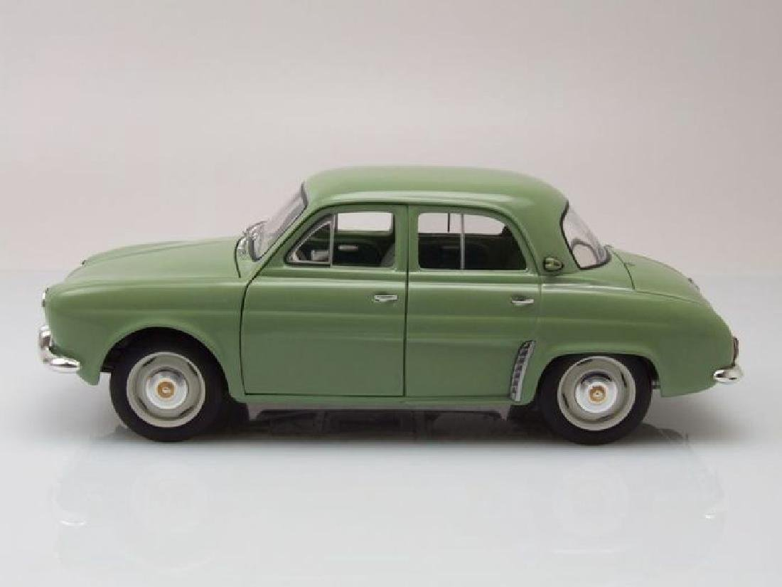 Norev Scale 1:18 Renault Dauphine 1958 - 7