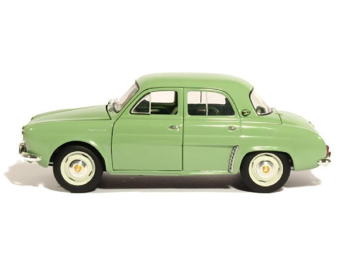 Norev Scale 1:18 Renault Dauphine 1958 - 8