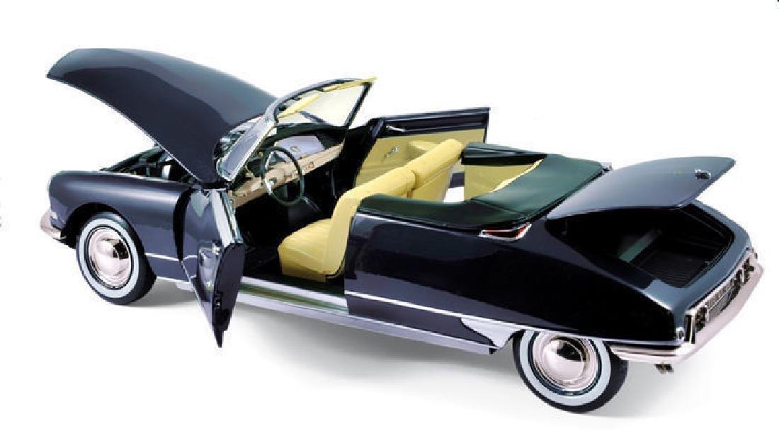 Norev Scale 1:18 Citroën DS 19 Cabriolet 1961 - 16