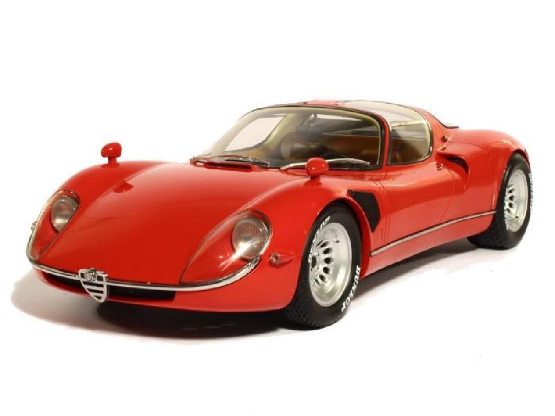 Premium ClassiXXs Scale 1:12 Alfa Romeo Tipo Stradale