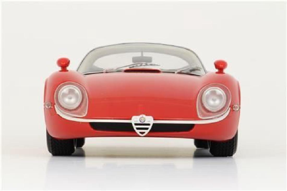 Premium ClassiXXs Scale 1:12 Alfa Romeo Tipo Stradale - 2