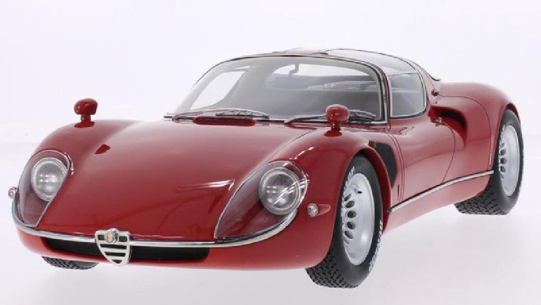 Premium ClassiXXs Scale 1:12 Alfa Romeo Tipo Stradale - 3
