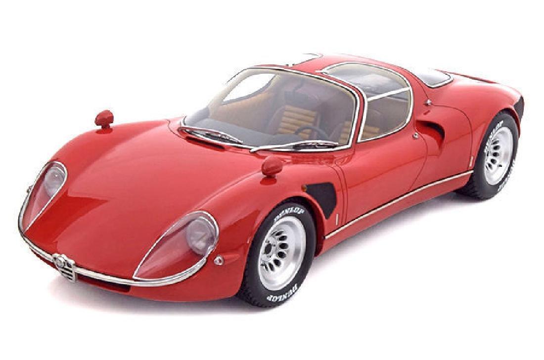 Premium ClassiXXs Scale 1:12 Alfa Romeo Tipo Stradale - 4